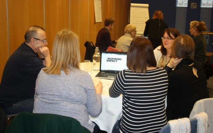Help with focusing on impact | NICVA